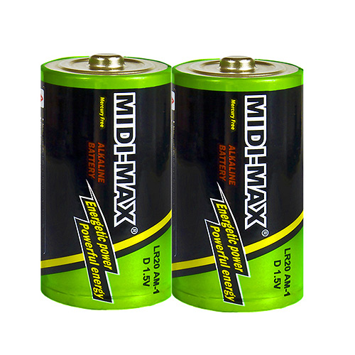 1号碱性电池