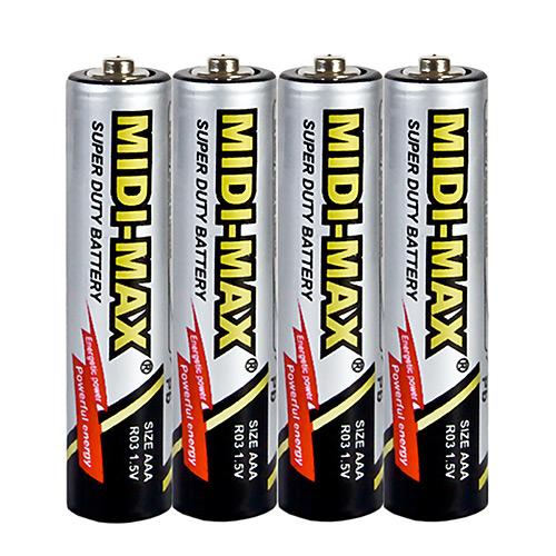 7号碳性电池