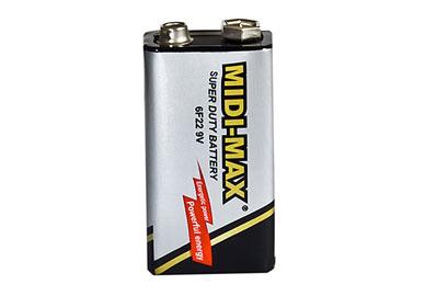 9V碳性电池